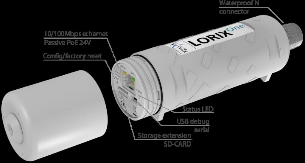 lorix one iot gateway