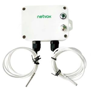 Netvox LoRaWAN thermocouple sensor image