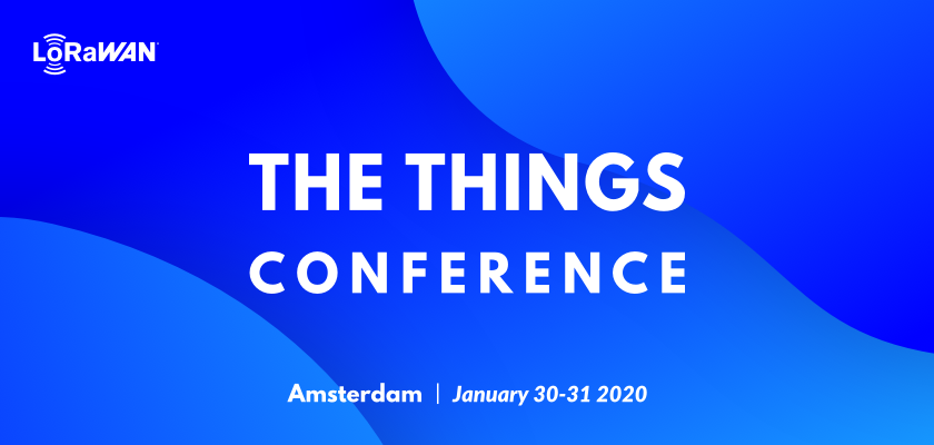 The Things Conference Amsterdam 2020