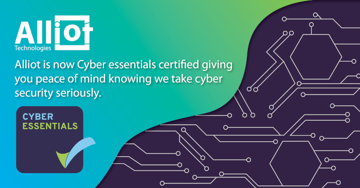 cyber essentials data security accreditation