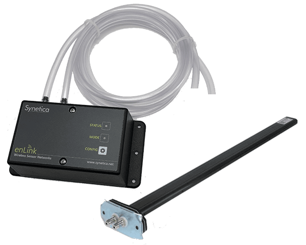 enLink Status-AF LoRaWAN Air Flow Sensor