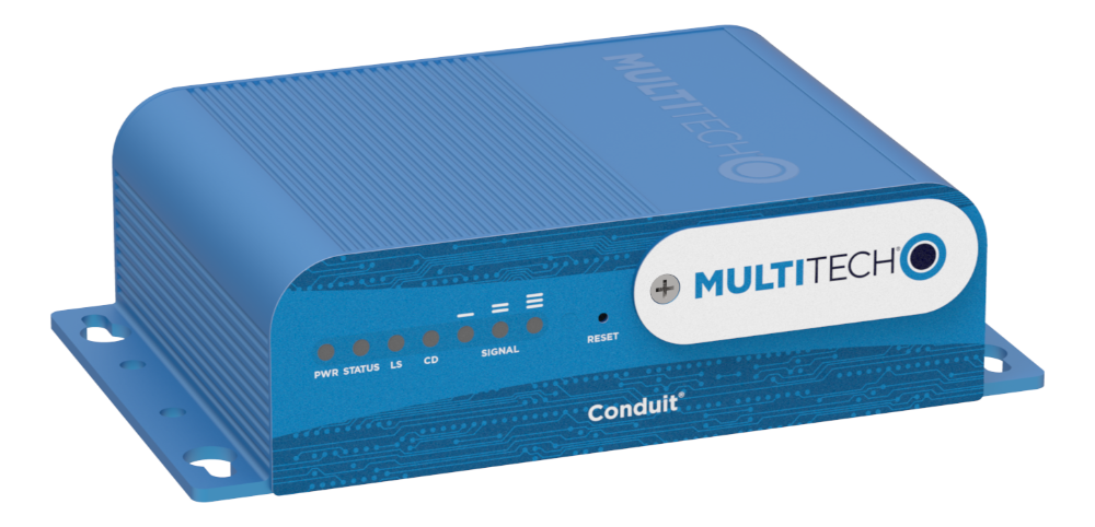 MultiTech Conduit® Modular LoRaWAN Gateway
