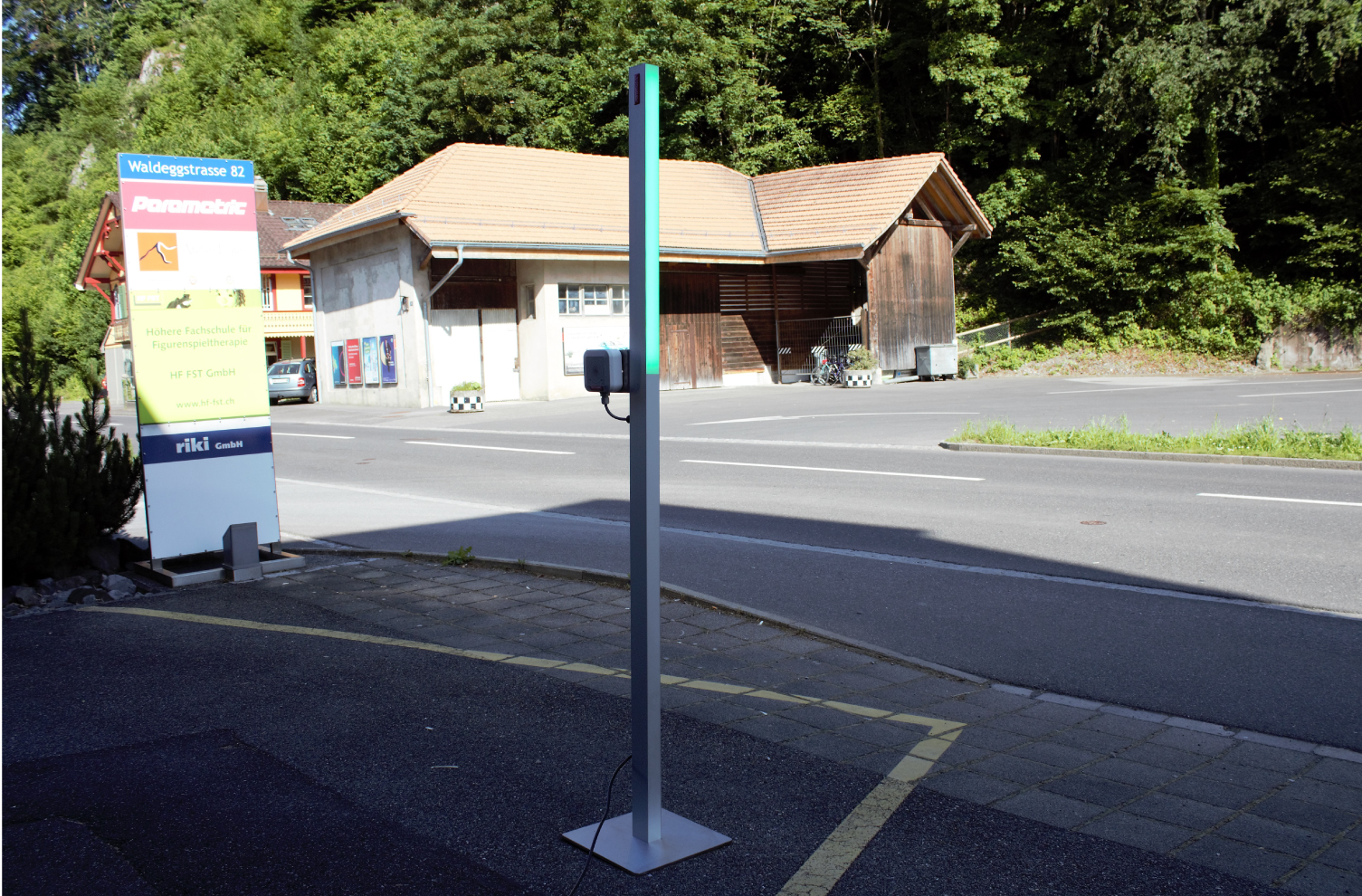 Smart Capacity Monitoring Post Lockdown