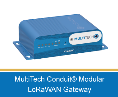 MultiTech LoRaWAN Conduit Gateways