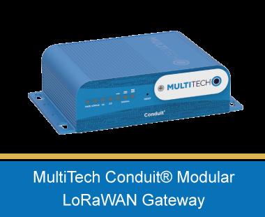 MultiTech LoRaWAN Conduit Gateways