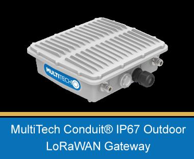 MultiTech LoRaWAN IP67 Gateways
