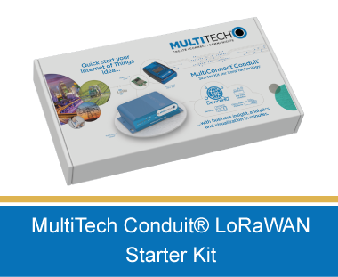 MultiTech LoRaWAN Starter Kit