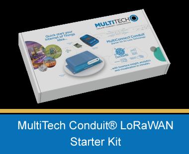 MultiTech LoRaWAN Starter Kit