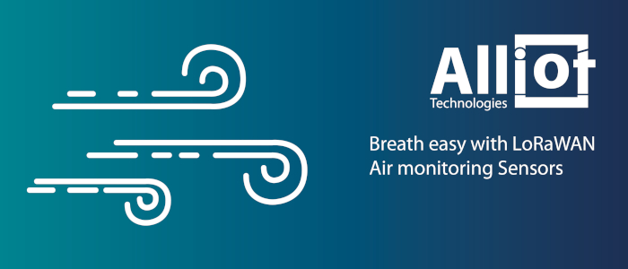 Ventilation in the workplace with Alliot Technologies