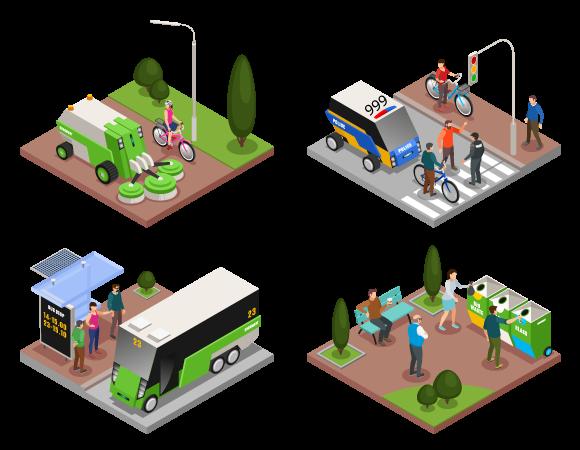 Smart Town & City Starter Pack