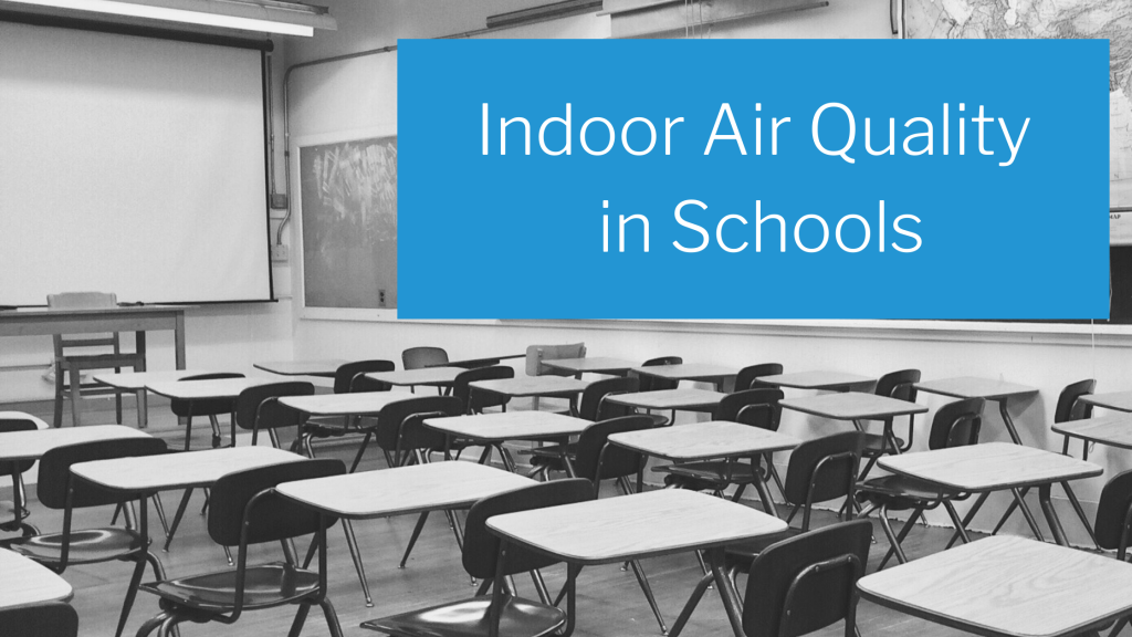 monitor indoor air quality in schools